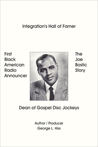 Joe Bostic – 1st Black American Radio Announcer