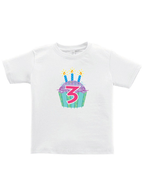 Cupcake 3rd Birthday