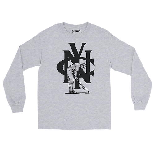 New York City (City Series) - Unisex Long Sleeve Crew T-Shirt