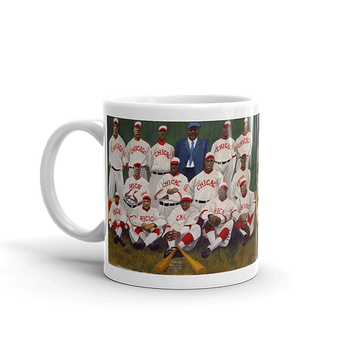 Chicago American Giants by Dane Tilghman - Mug 11oz.