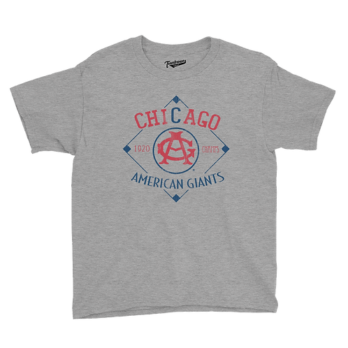 1920 Champions - Chicago American Giants - Kids T-Shirt
