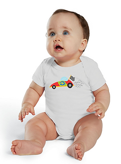 Racecar Birthday - Infant Onesie (Wholesale)