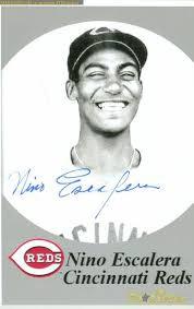 Nino Escalera – Cincinnati Reds