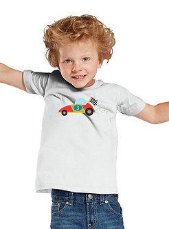 Race Car 3rd Birthday - Toddler T-Shirt