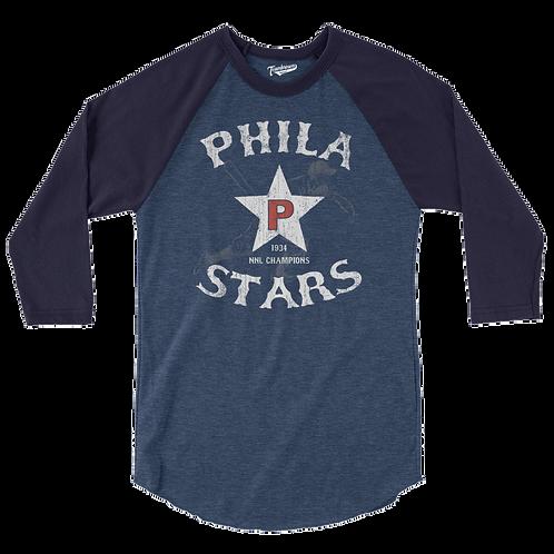 1934 Champions - Philadelphia Stars - Baseball Shirt