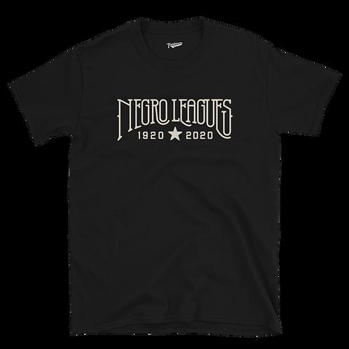 Negro Leagues 100 Unisex T-Shirt (Various Colors)