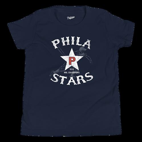 1934 Champions - Philadelphia Stars - Kids T-Shirt