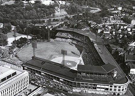 Forbes Field - Pittsburgh's Sports Home