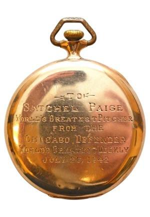 Paige Pocket Watch