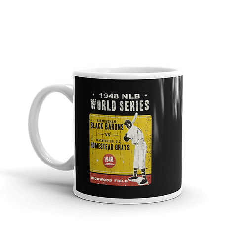 1948 NLB World Series 11oz Mug