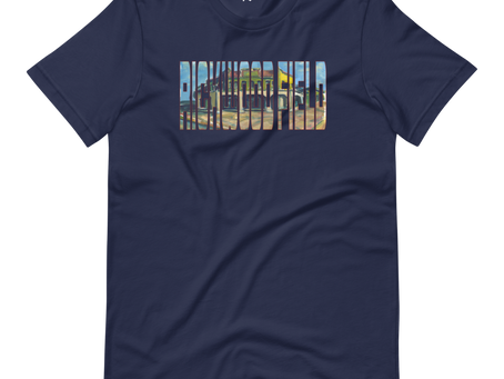 #Spotlight - Baseball Cathedrals Collection - Rickwood Field