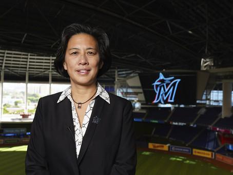 #Spotlight - Women's History Month - Kim Ng