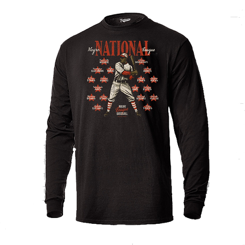 Negro National League - Unisex Long Sleeve
