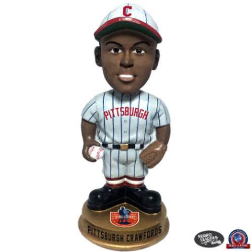 Pittsburgh Crawfords - Negro Leagues Vintage Bobbleheads - Gold Base