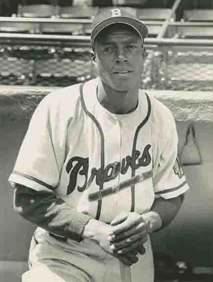 Sam Jethroe – Boston Braves