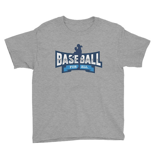 Baseball For All Youth T-Shirt