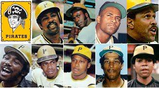 1971 Pittsburgh Pirates make history
