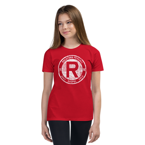 Rockford Peaches '43-'54 - Kids T-Shirt (Various Colors)