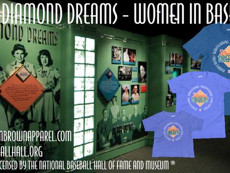 #Spotlight - Diamond Dreams - Women In Baseball - Part 2 - A League of Their Own