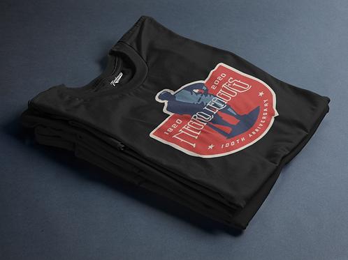 Centennial NLBM Unisex T-Shirt (Various Colors)