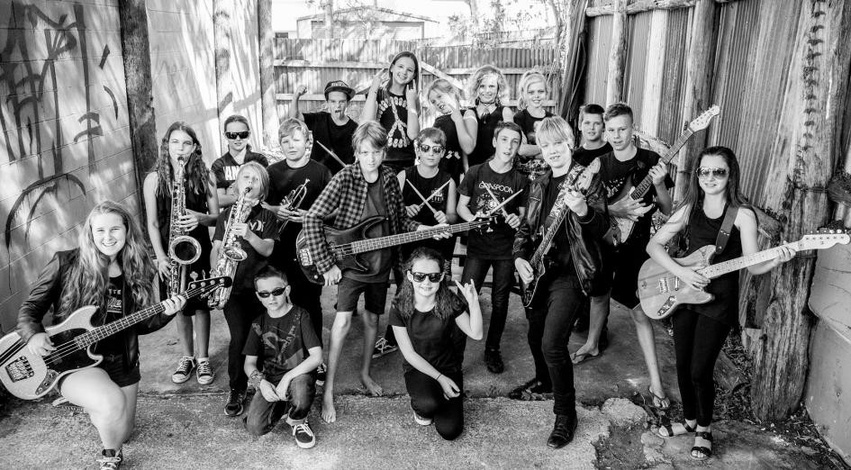 Eumundi School of Rock 2016
