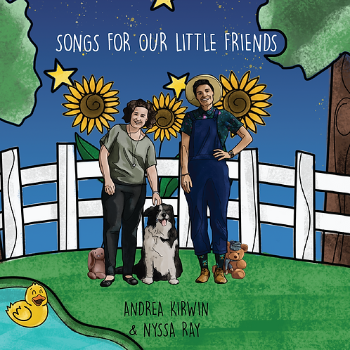 Songs for our little friends - Album
