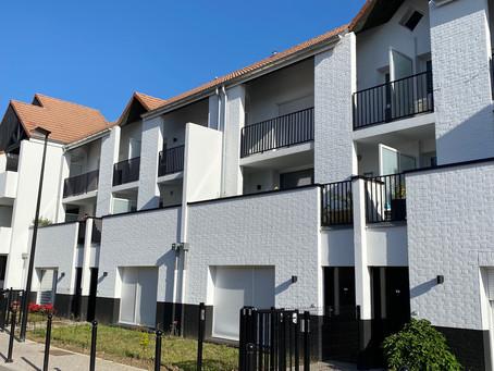 Rénovation de l'Orée du Bois à  Wervicq-Sud ( 92 logements)