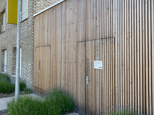 (Re)Construction du foyer  des Parthiaux à Douai et d'une structure ossature bois  ( 127 logements)