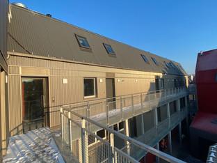 Transformation de l'ancienne école Lasseron en résidence  ( 24 logements)