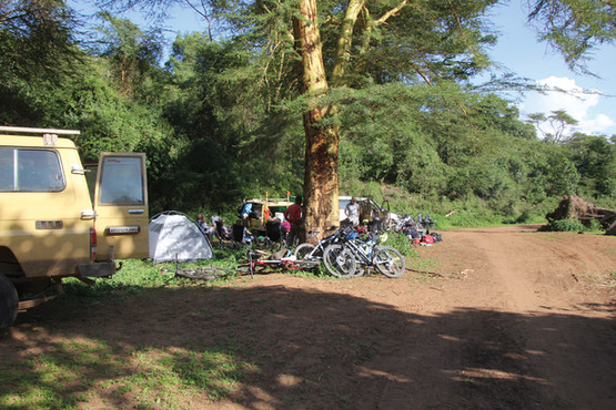 Camp by the 'Highway'.jpg