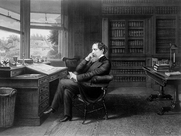 dickens at his desk.jpg