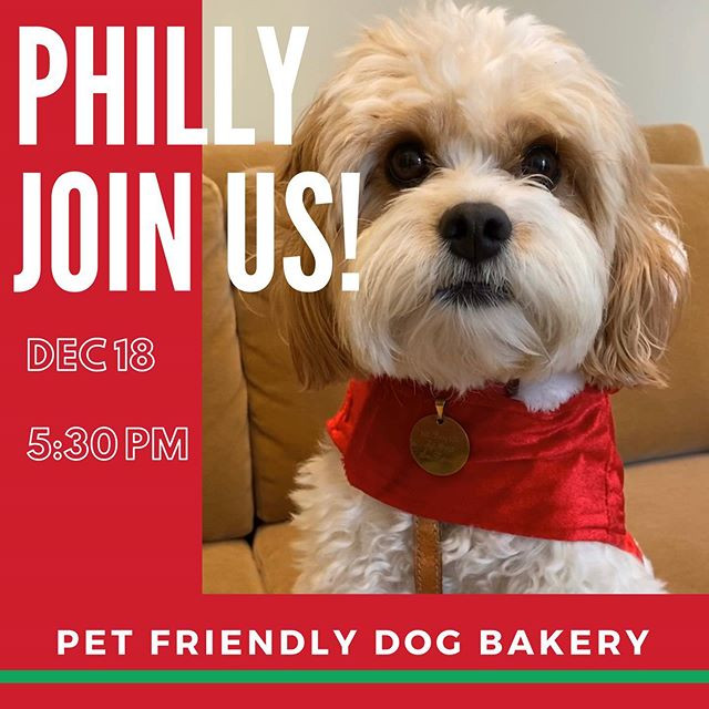 Today's the day for our Philly celebrati