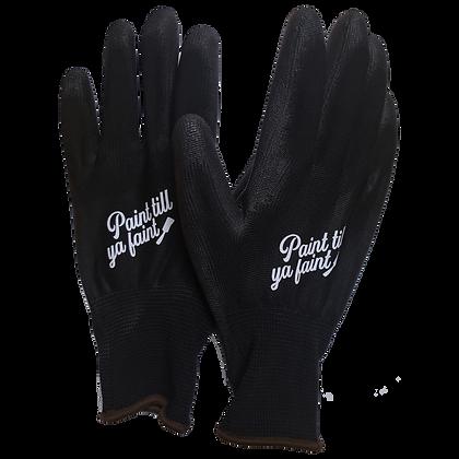 Graffalot | Paint till ya faint | Gloves