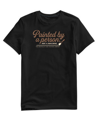 Graffalot | Painted by a person, not a machine. | T-Shirt
