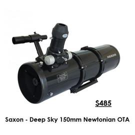 Saxon 150DS Astrophotography Newtonian
