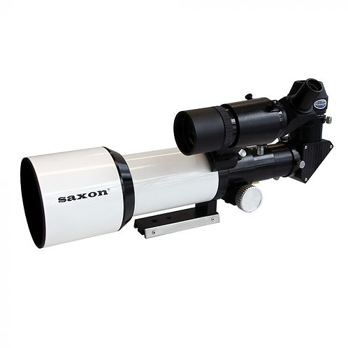 Saxon 80mm Apochromatic FCD100 Air-Spaced ED Triplet Refractor