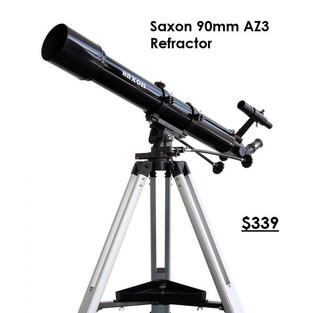 Saxon 90mm AZ3 Refractor