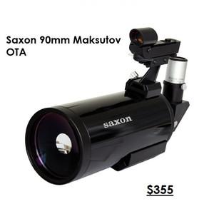 Saxon 90mm Maksutov OTA