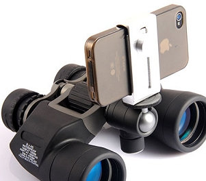 ProStar - Binocular Phone Finderscope Mount