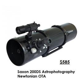 Saxon 200DS Astrophotography Newtonian OTA