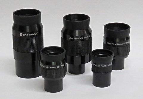 Sky Rover Ultra Flat Field eyepieces