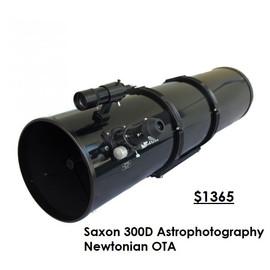 Saxon 300DS Astrophotography Newtonian OTA