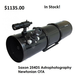 Saxon 254DS Astrophotography Newtonian O