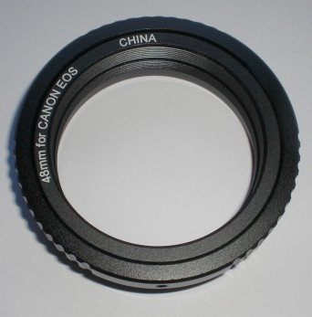 ProStar M48 - T-Ring for Canon EOS