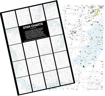 Star Charts by Wil Tirion