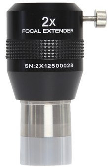 Explore Scientific 2X tele-extender ( barlow ) 1.25""