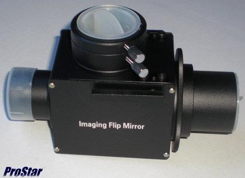 ProStar Advanced T2 1.25 inch Flip Mirror
