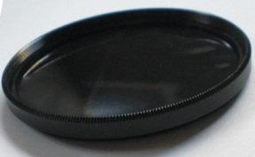 Thousand Oaks Solar Filter for DSLR 55mm lens