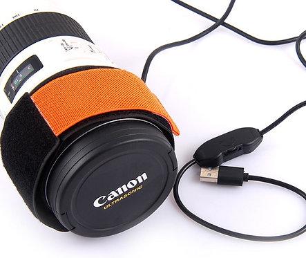 Prostar USB powered 40cm Dew Heater Strap