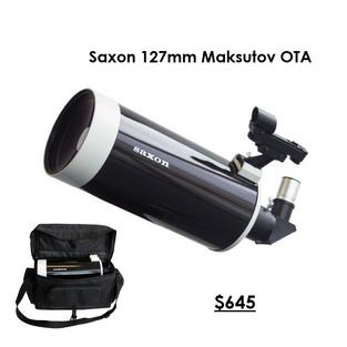Saxon 127mm Maksutov OTA